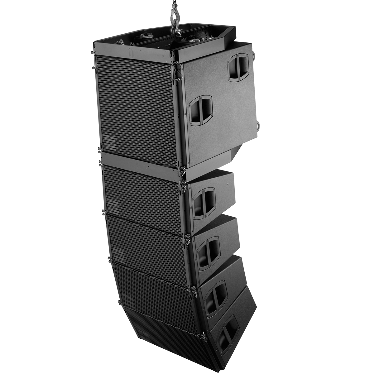 V-SUB subwoofer front line array