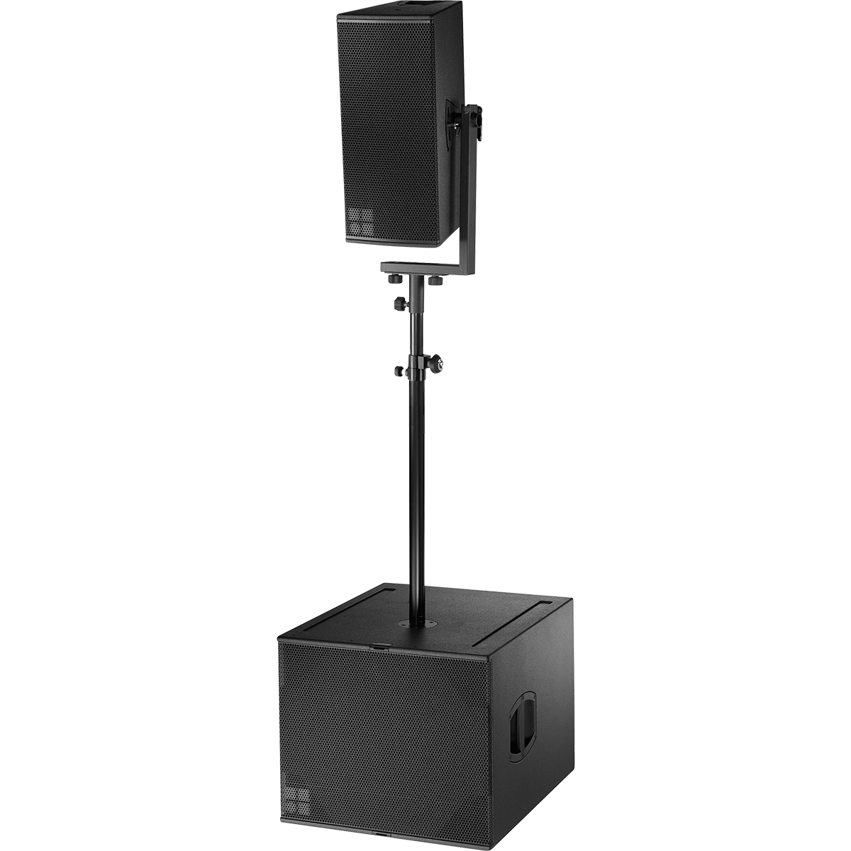 Y7P loudspeaker front with accessory