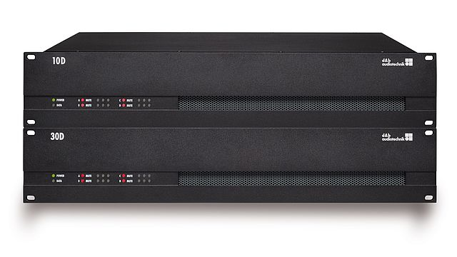 InfoComm 2015 marks the launch of the eagerly anticipated installation specific d&b amplifiers