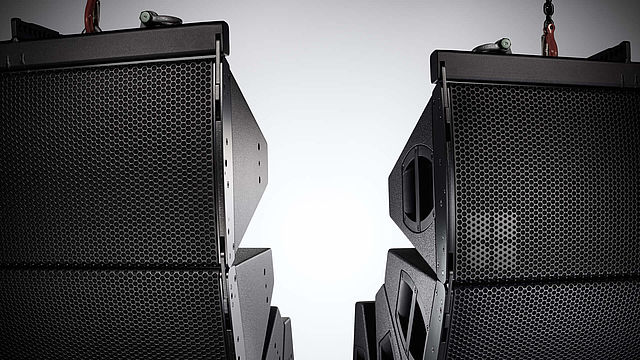 Introducing the d&b audiotechnik A-Series Augmented Array loudspeakers at InfoComm 2019