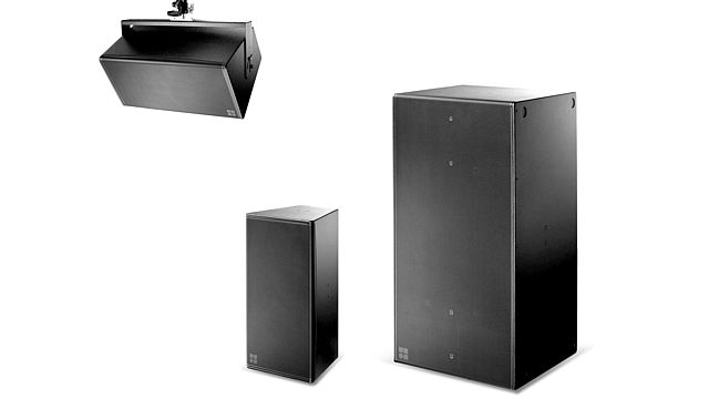 d&b audiotechnik introduce new loudspeaker solutions for permanent installation