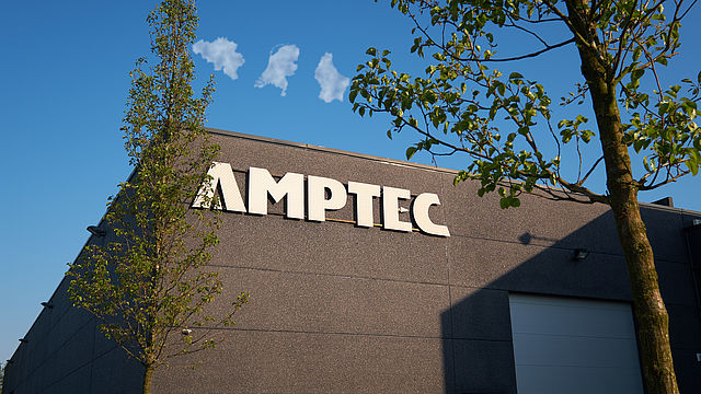 d&b audiotechnik appoints Amptec as new BeNeLux distributor