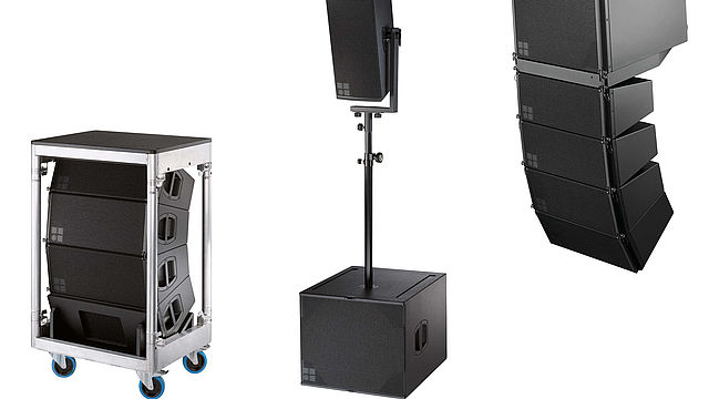 Y-Series loudspeaker press