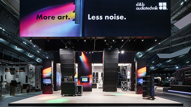d&b talks lineage and lifetime value at Prolight + Sound 2019