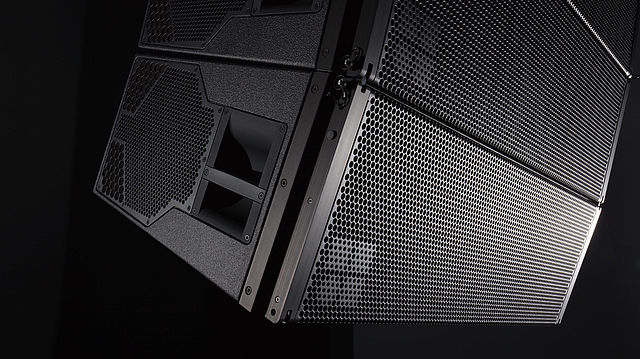 d&b SL-Series the GSL System introduced at Prolight Sound 2018