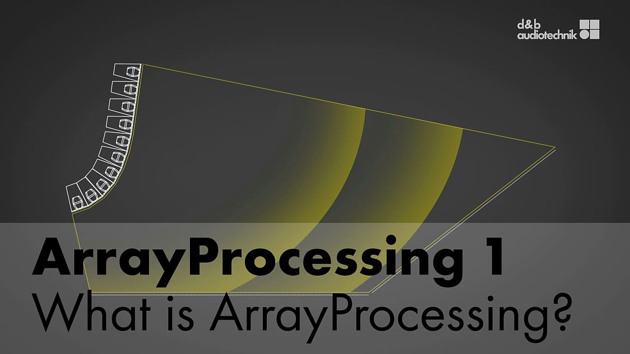 What is ArrayProcessing?